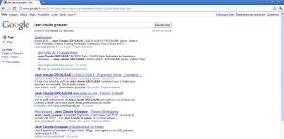 Google Chrome & Google Search : un navigateur, un moteur et des interfaces au service de la simplicité