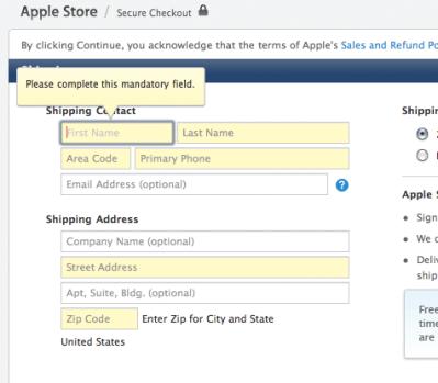 Apple c'est pas mal !