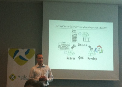 ATDD using Robot Framework avec Pekka Klarck