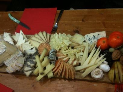 Retrospective... autour d'un bon plateau de fromages !