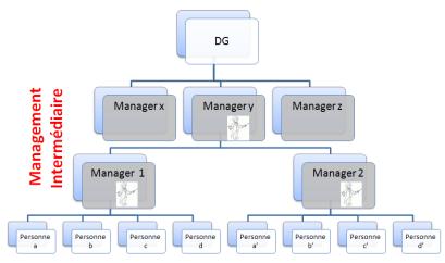 Agile Middle Management - Vers un management intermediaire agile