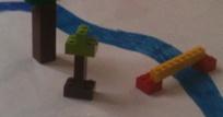 Lego mais aussi items dessinés!