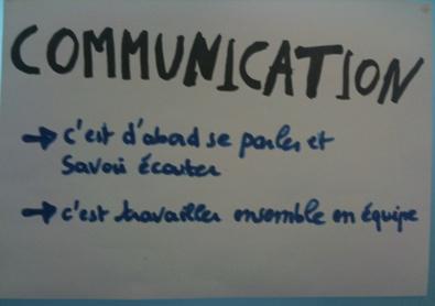 Communication: une valeur Agile