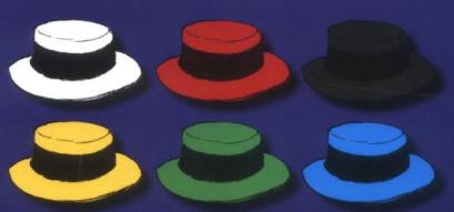 Les Six Chapeaux de la Reflexion