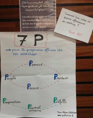 7P... L'un des Posters Incontournables de la session