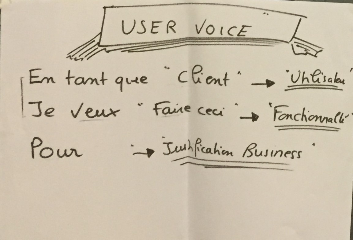 USER STORY - Product Owner 4