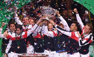 France Coupe Davis