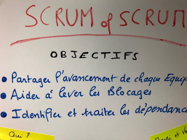 Scrum of Scrum