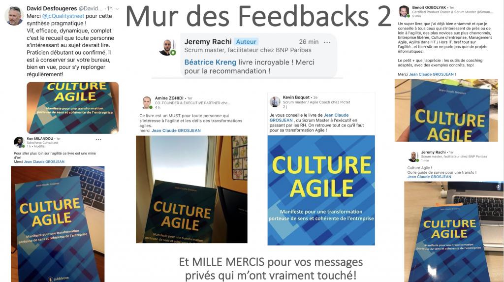 Feedback culture agile