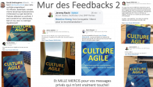 Feedback culture agile Veronique Messager