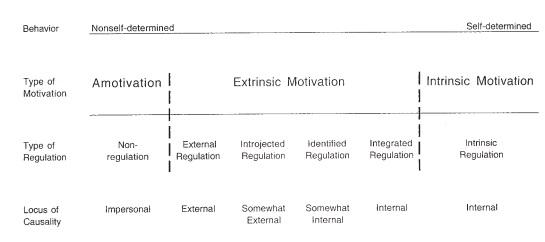motivation psychologie