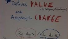 Etre Agile - Faire de l'Agile