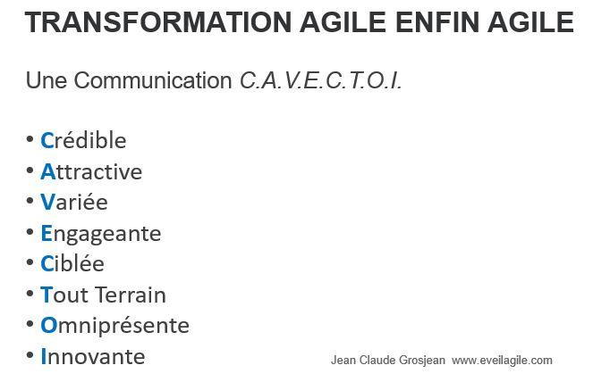 Communication Agile