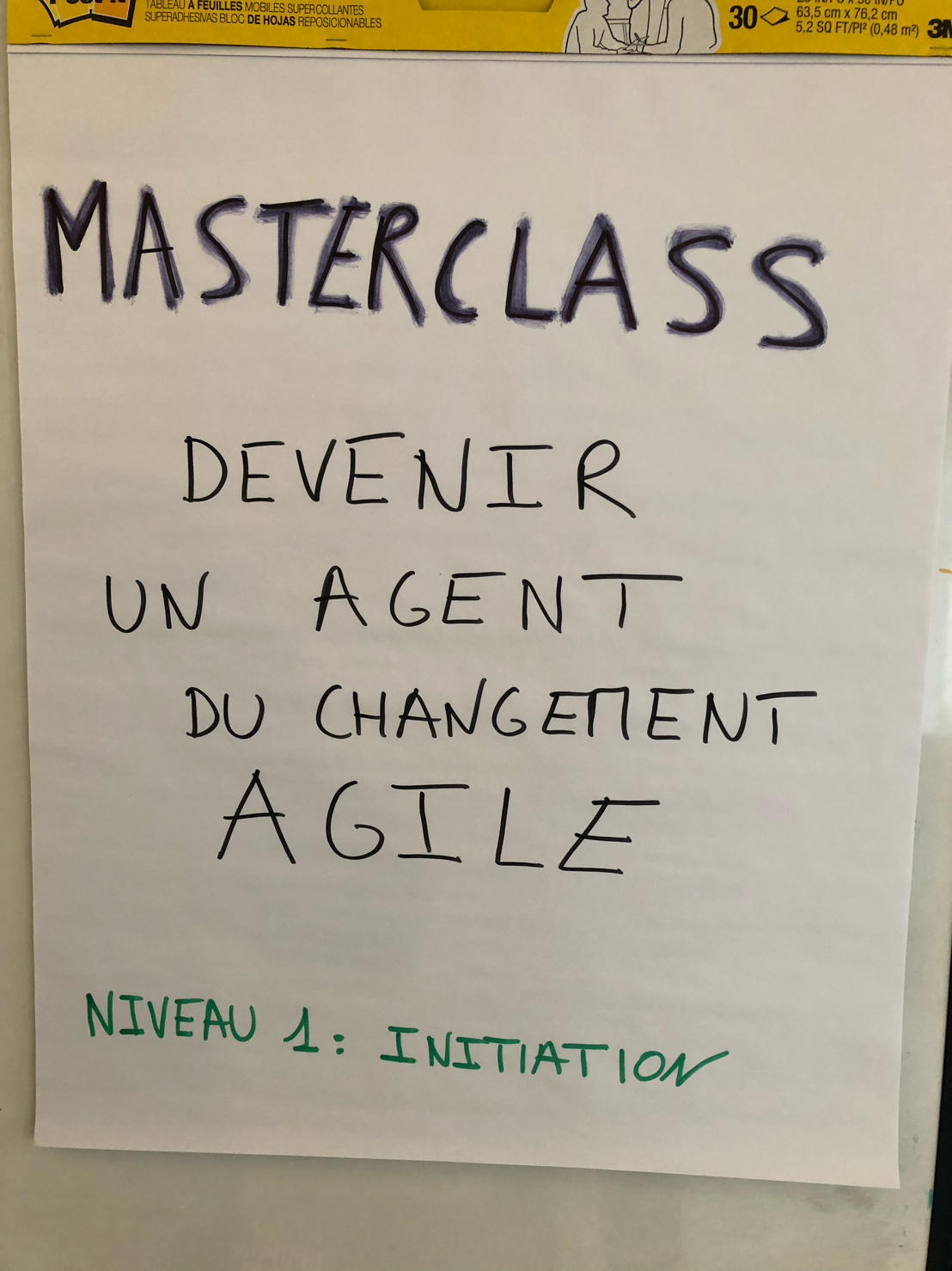 Formation Transformation Agile