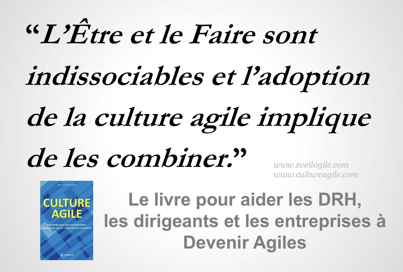 Culture Agile Mindset Agile