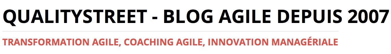 Blog Agile depuis 2007