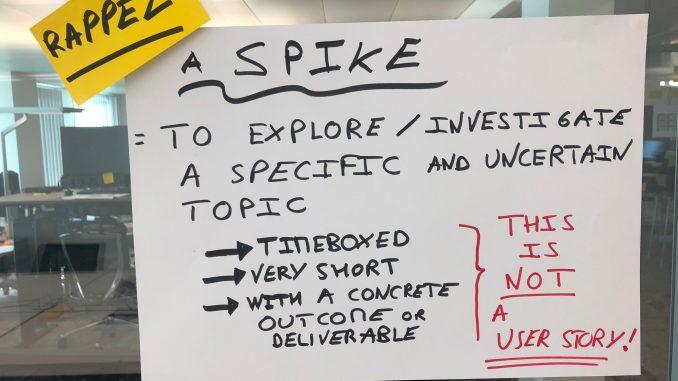 spike agile