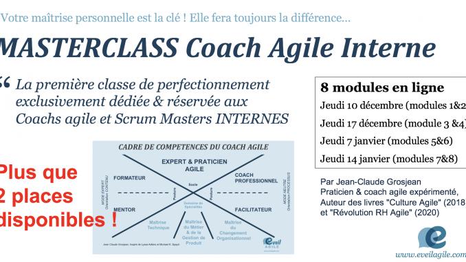 Formation Coach Agile Interne
