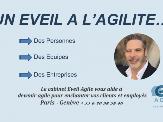 Eveil Agile transformation Scrum Coaching