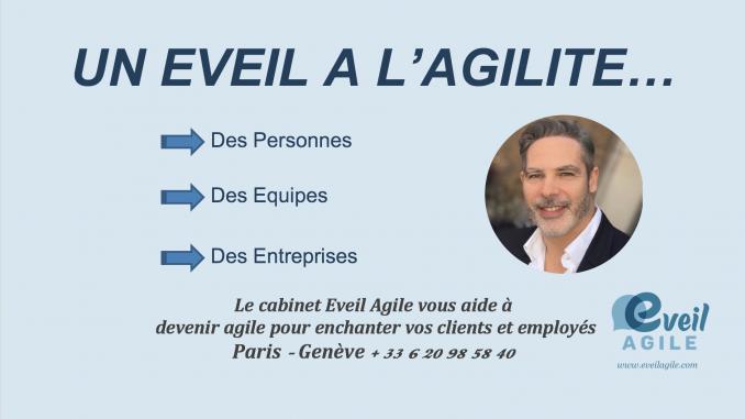 Eveil Agile transformation Scrum Coaching